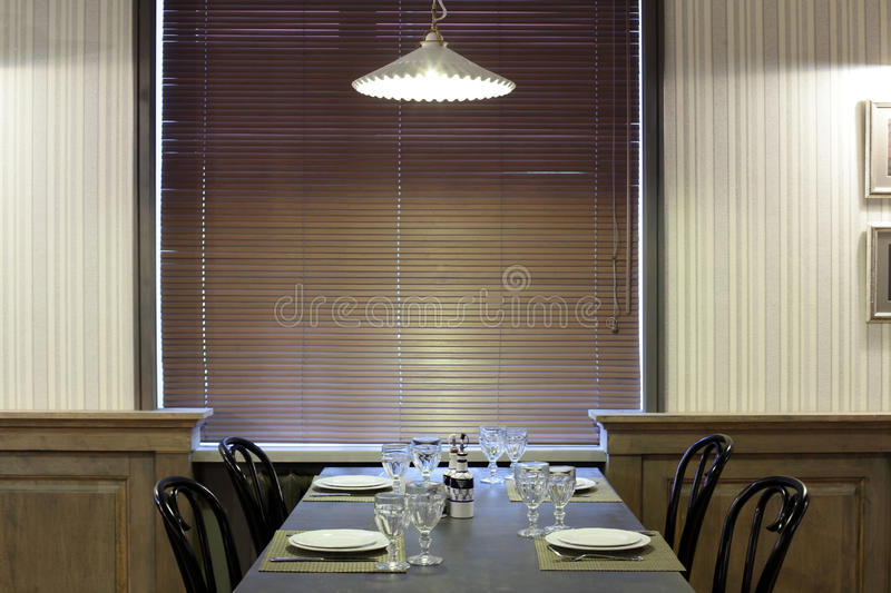 Download Luxury Restaurant In European Style Stock Photo - Image: 34488994