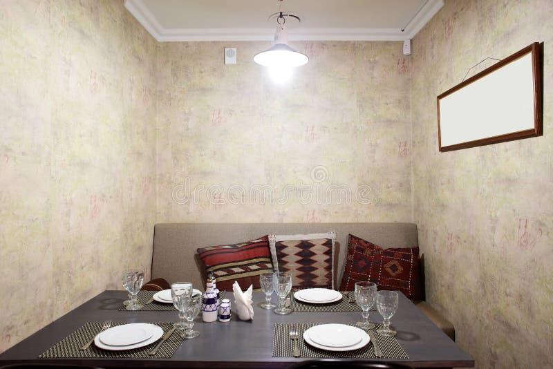 Download Luxury Restaurant In European Style Stock Image - Image: 34488997