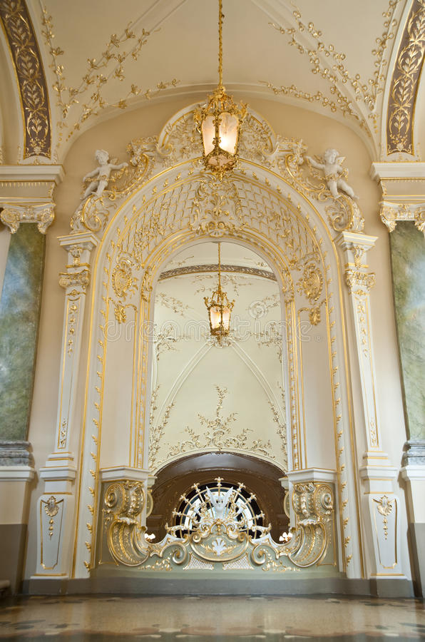 Free Luxury Room Stock Photography - 9488322