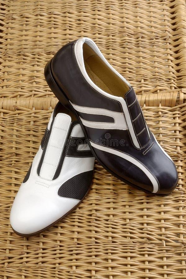 Luxury shoes 32 stock photo