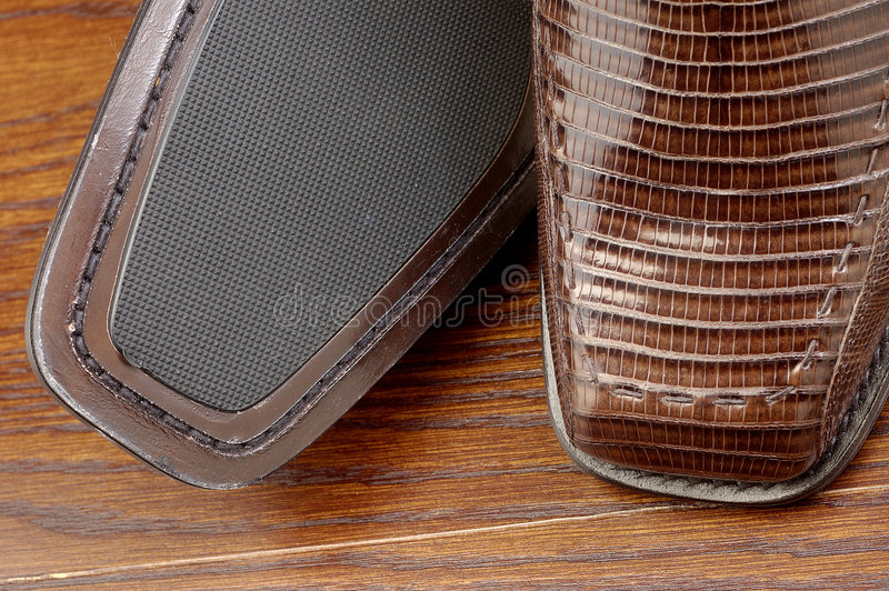 Luxury shoes 49 stock images