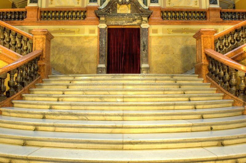 Download Luxury stairway stock image. Image of corridor, elegance - 16843489