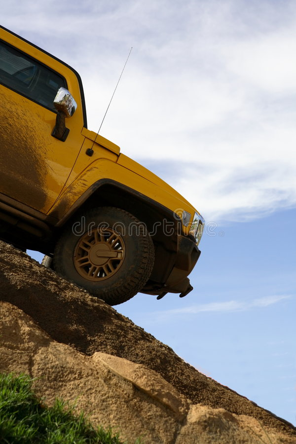 Luxury SUV royalty free stock images