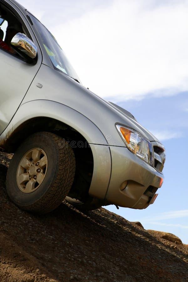 Luxury SUV stock images