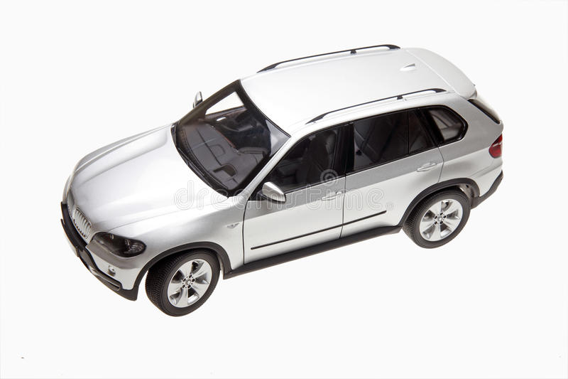 Luxury suv car stock photography