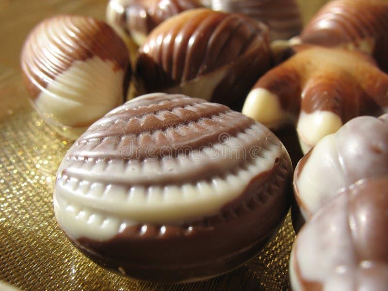 Luxury sweets stock photography