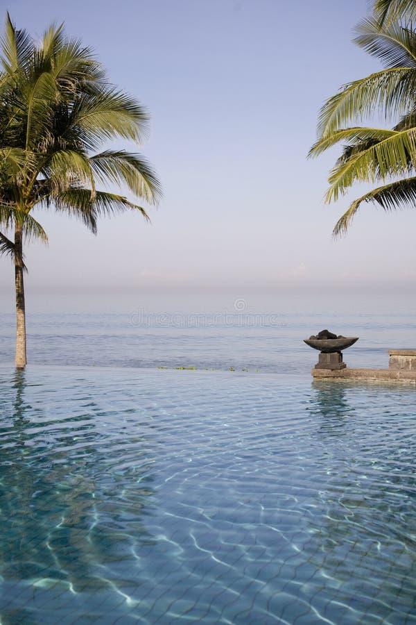 Free Luxury Swimmingpool By The Beach Royalty Free Stock Photo - 5718225