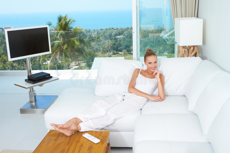 Download Luxury Of A Tropical Lifestyle Stock Photo - Image: 24347010