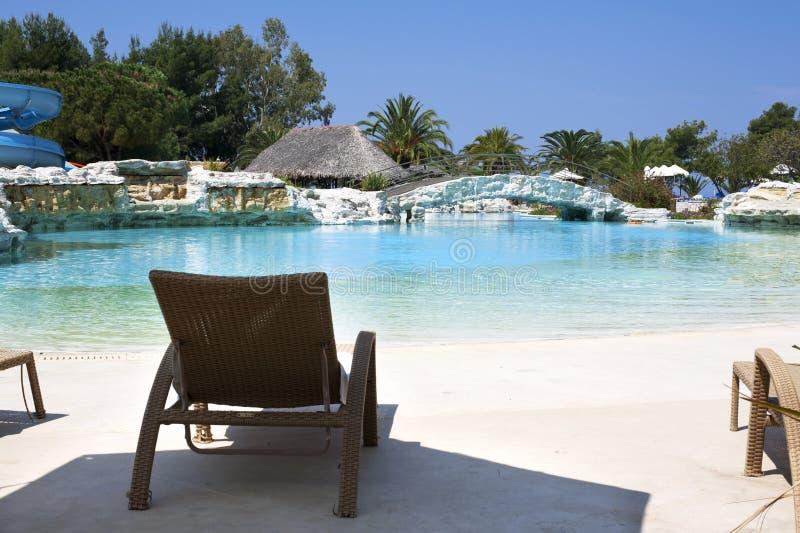 Download Luxury Vacation Resort Pool Area Stock Photo - Image: 24919350