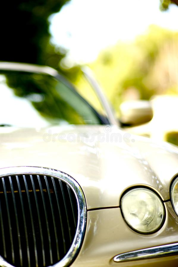 Luxury Vehicle Stock Photography