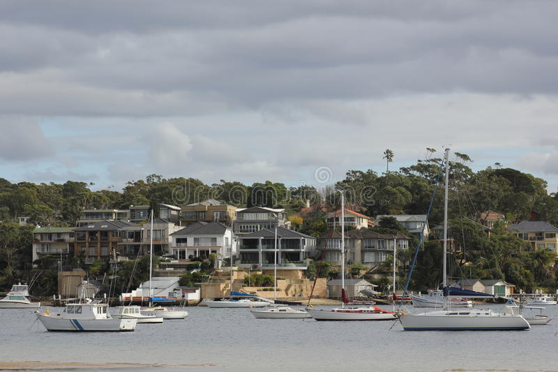 Download Luxury Villas And Sailing Boats Stock Photo - Image: 19957006