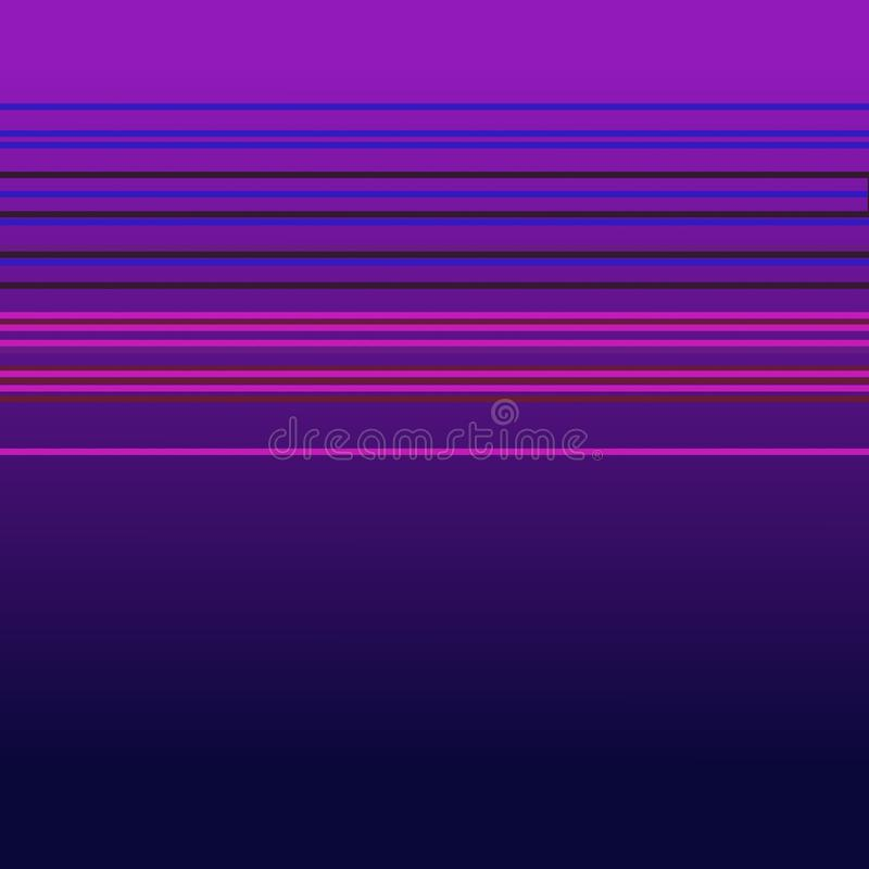 Luxury exotic DESIGN GEOM PLUM Exoticó. LUXURY VINT. DESIGN Pattern Geom lines wild plum pink stock illustration