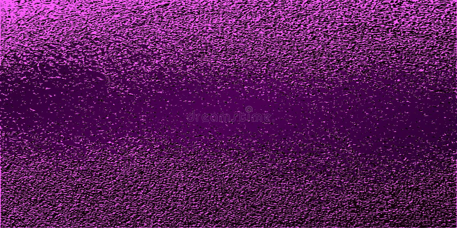 Luxury violet pattern. Abstract purple background. Vector illustration. Lilac foil. Glitter texture. Element for poster,. Luxury violet pattern. Abstract purple royalty free illustration