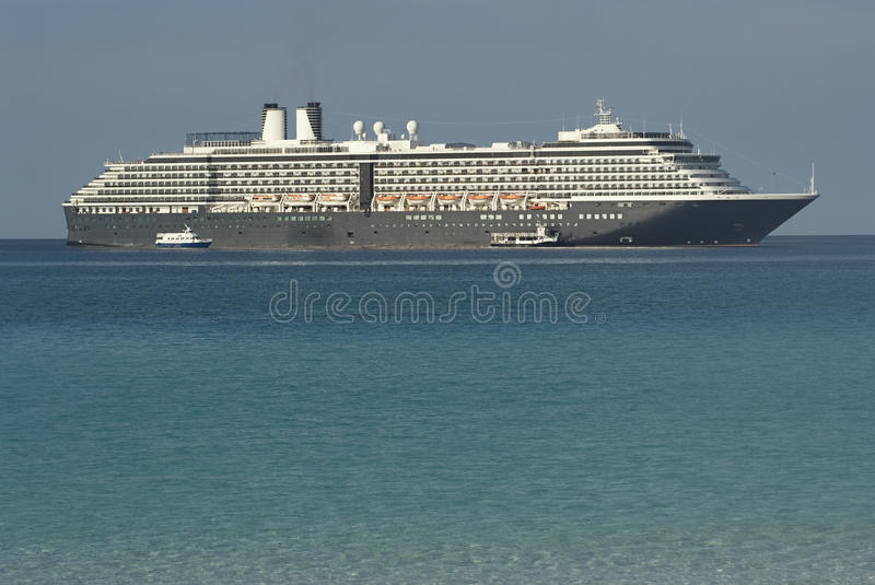 Download Luxury white cruise ship stock photo. Image of relax - 10265948