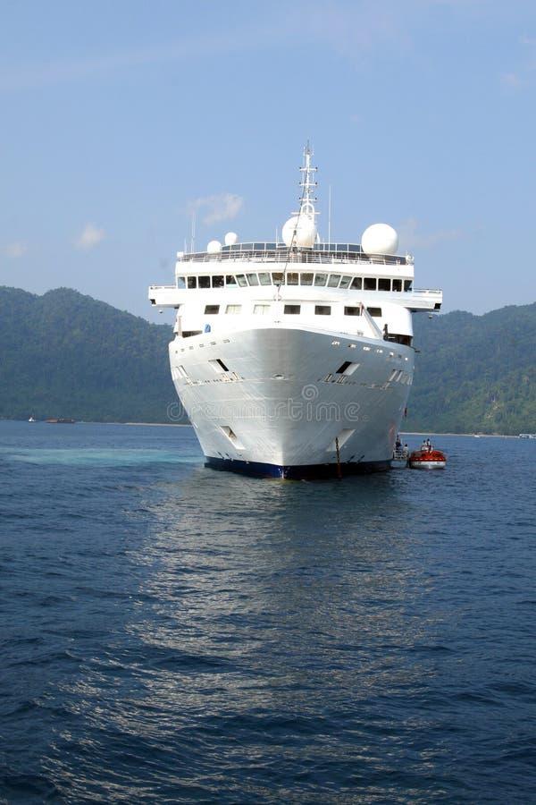 Download Luxury White Cruise Ship Royalty Free Stock Photos - Image: 9756328
