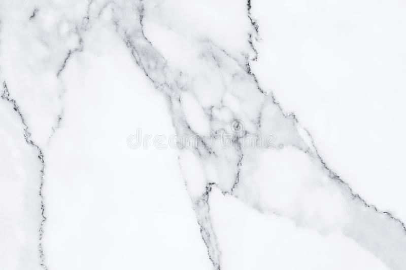 White marble texture and background. royalty free stock photo