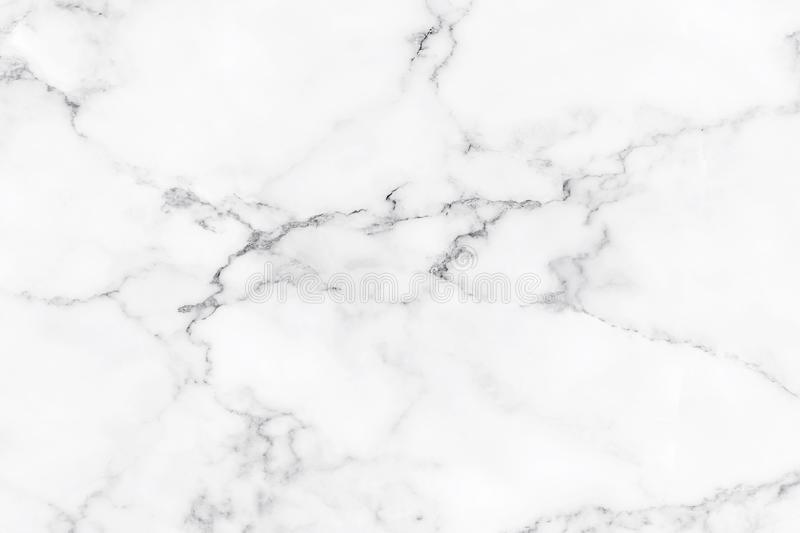 White marble texture and background for design pattern art work. Marble with high resolution royalty free stock photo