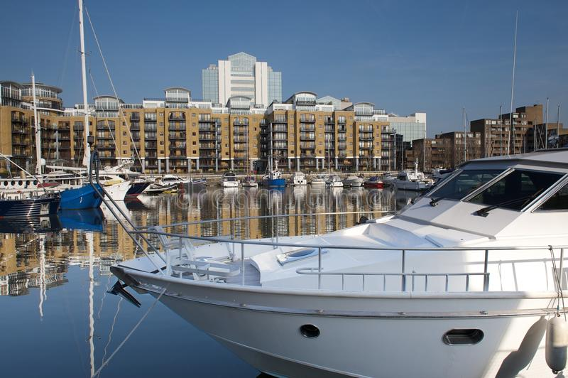 Download Luxury Yachts Moored At St Katherine Docks, London Editorial Photo - Image: 25914191