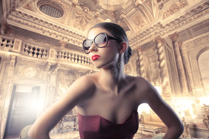 Luxus lizenzfreies stockfoto