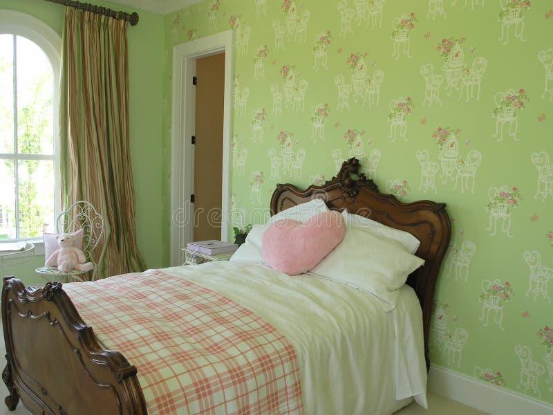 Luxus 5 - Schlafzimmer 6 stockfoto