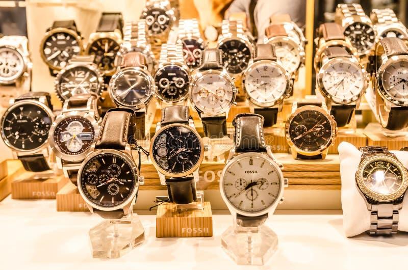 Luxus-Uhren lizenzfreies stockbild