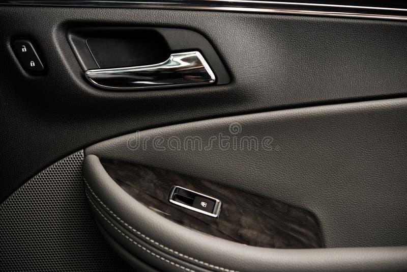 Luxusauto-Tür lizenzfreies stockfoto