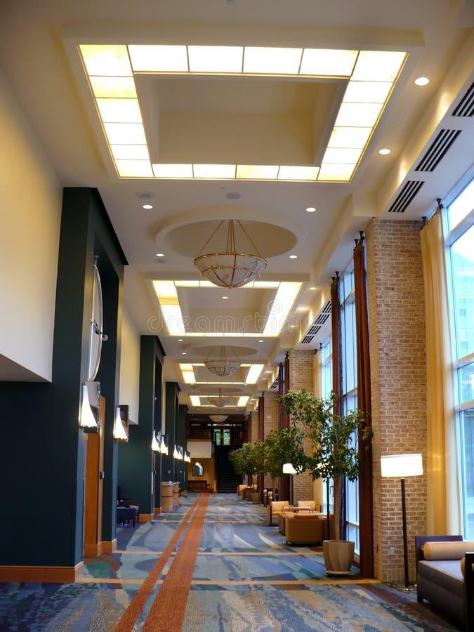 Luxushotel-Innenraum stockfotos