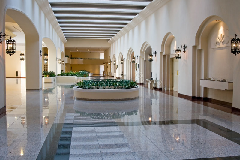 Luxushotel-Konferenzsäle stockbilder
