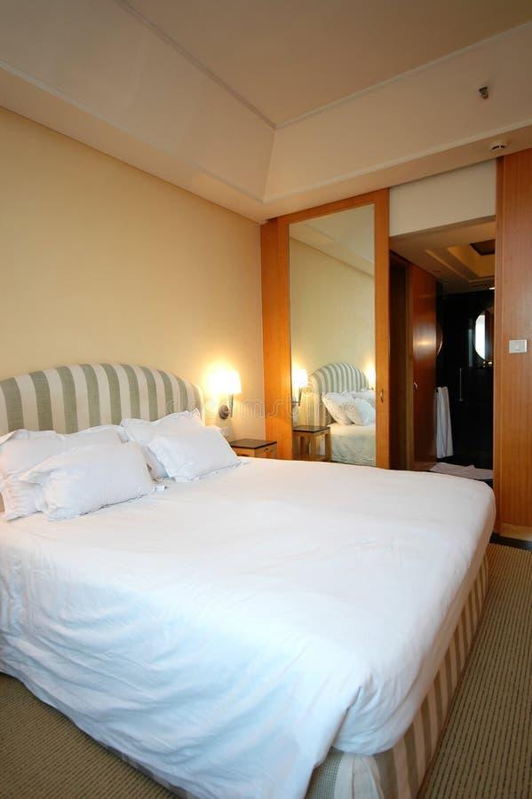 Luxushotel-Raum lizenzfreies stockbild