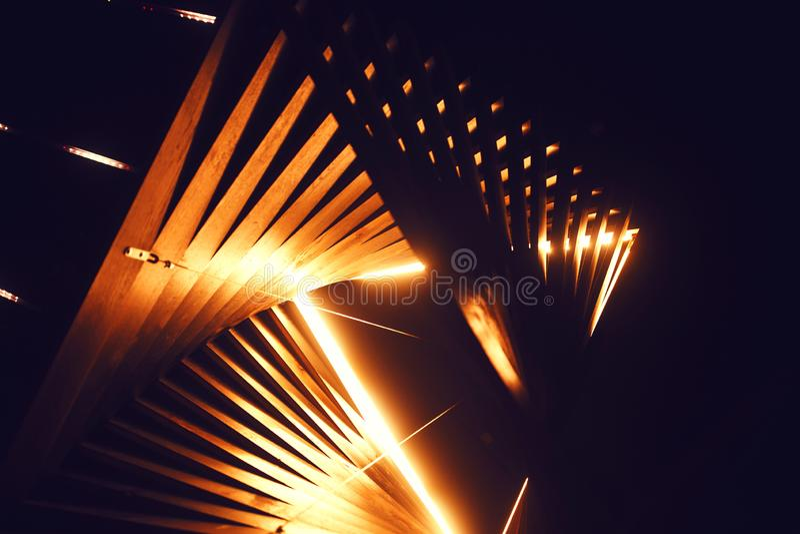 Luxuslampe lizenzfreie stockfotografie