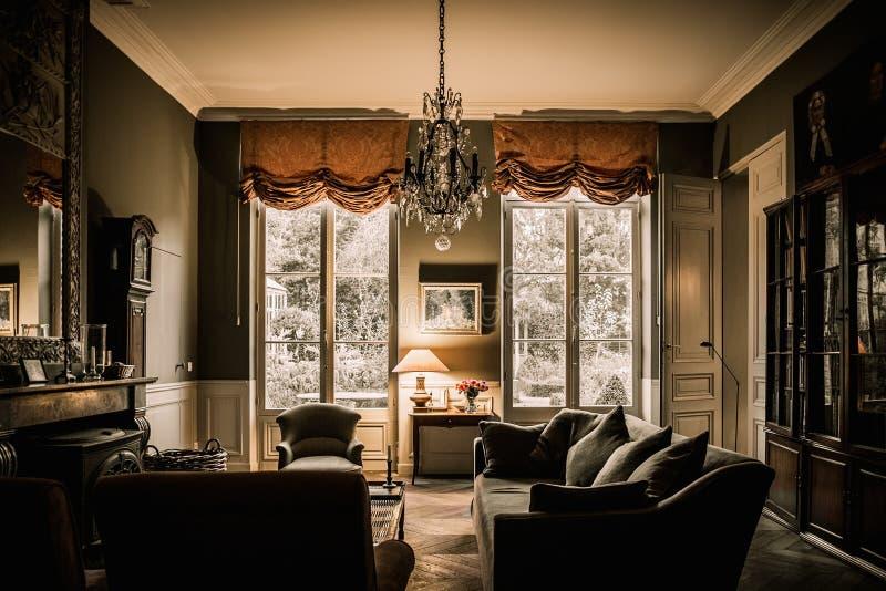 Luxuswohnung lizenzfreies stockfoto