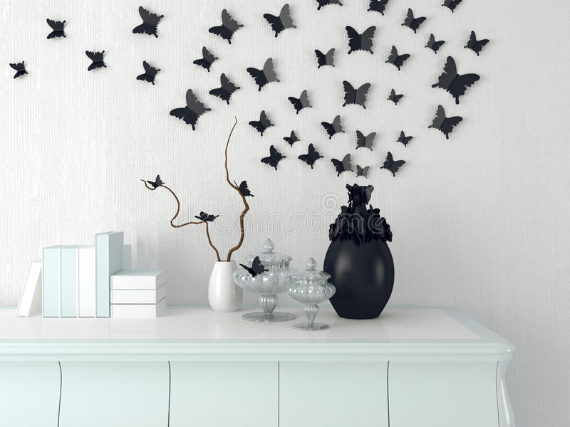 Luxuswohnzimmer stockfoto