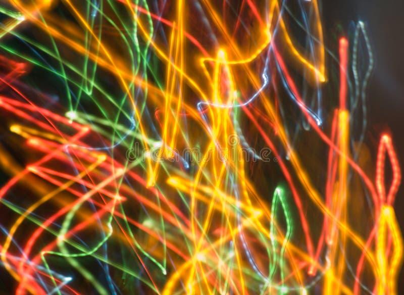 Luz abstracta fotos de archivo