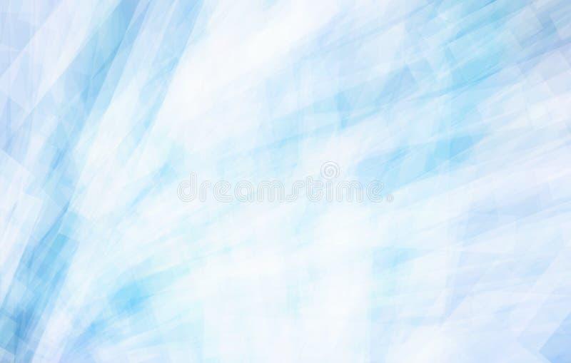 Luz - azul e fundo textured cinzento Teste padrão do vetor ilustração stock