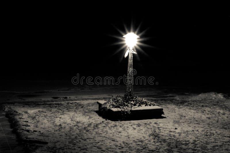 Luz blanco y negro foto de archivo