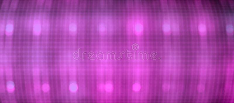Luz blured sumário ilustração royalty free