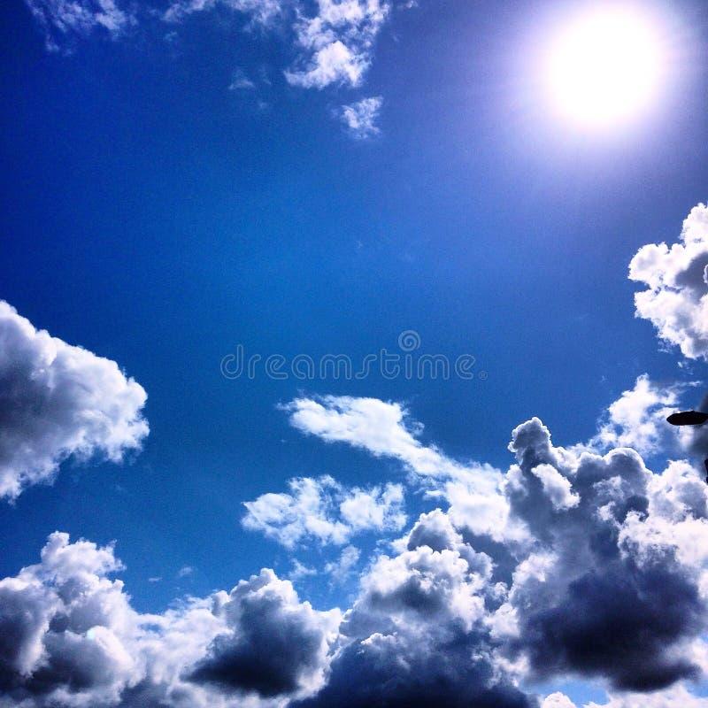 Luz brilhante foto de stock royalty free