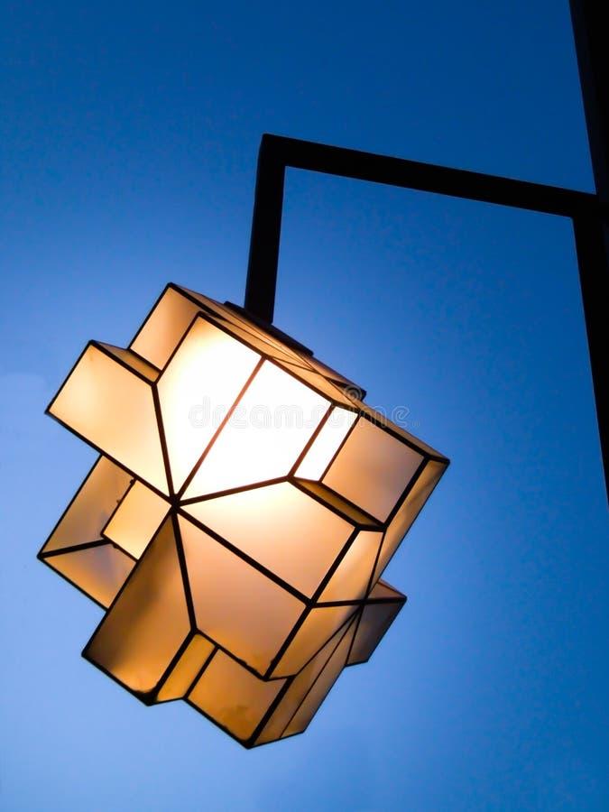 Luz cúbica imagens de stock