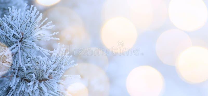 Luz da árvore de Natal da arte fotos de stock