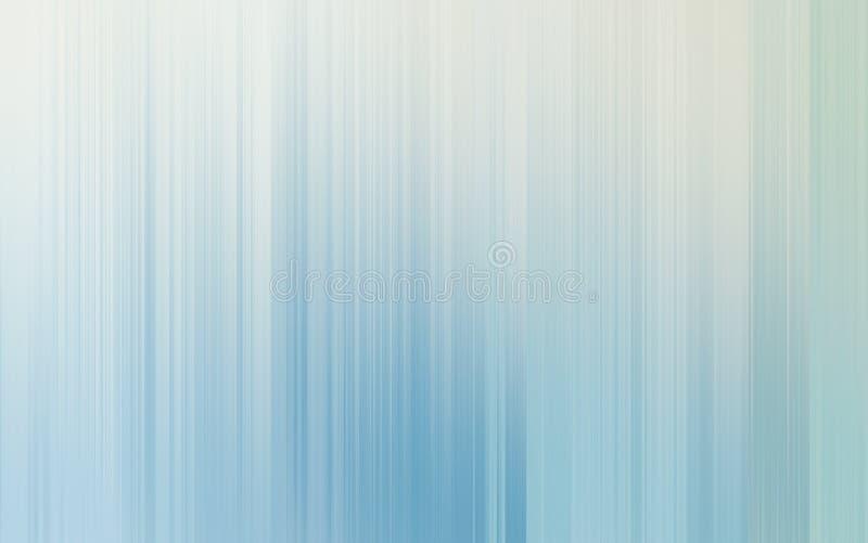 Luz da arte abstrato o movimento azul alinha o ฺฺBackground digital criativo ilustração do vetor