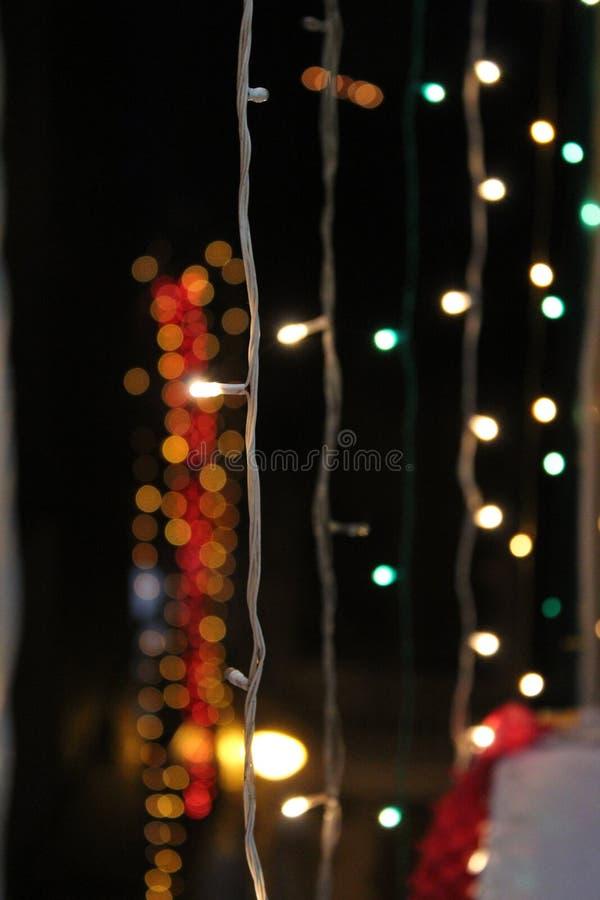 Luz da decoração de Diwali pequena fotos de stock royalty free