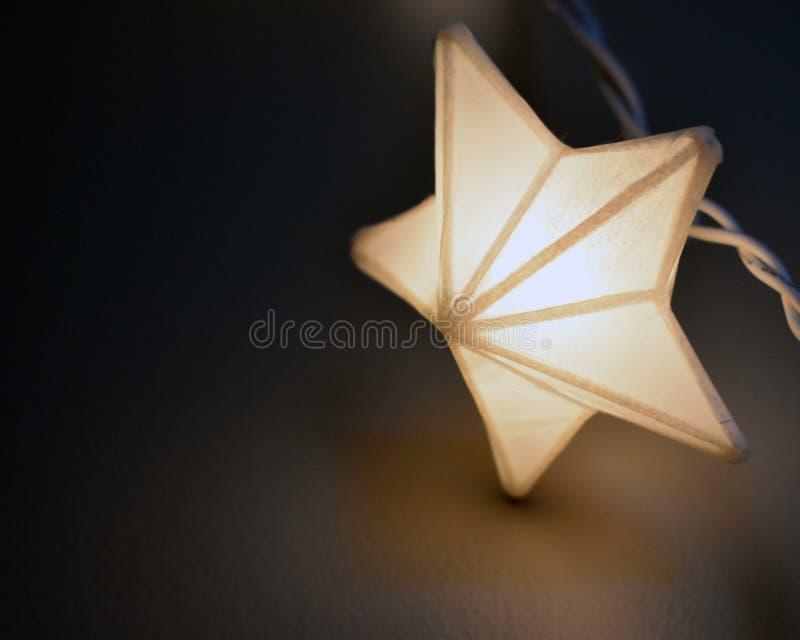 Luz da estrela imagens de stock royalty free