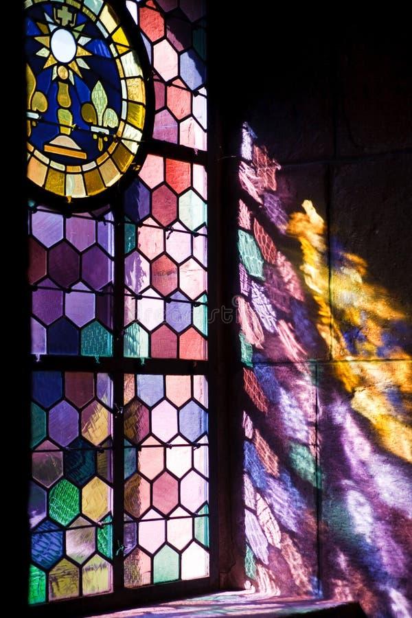 Download Luz da luz solar imagem de stock. Imagem de arco, chapel - 10060165
