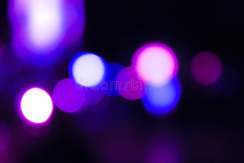 Luz da noite fotos de stock