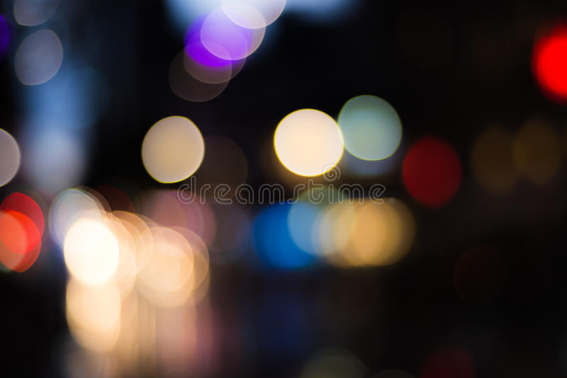 Luz da noite imagens de stock