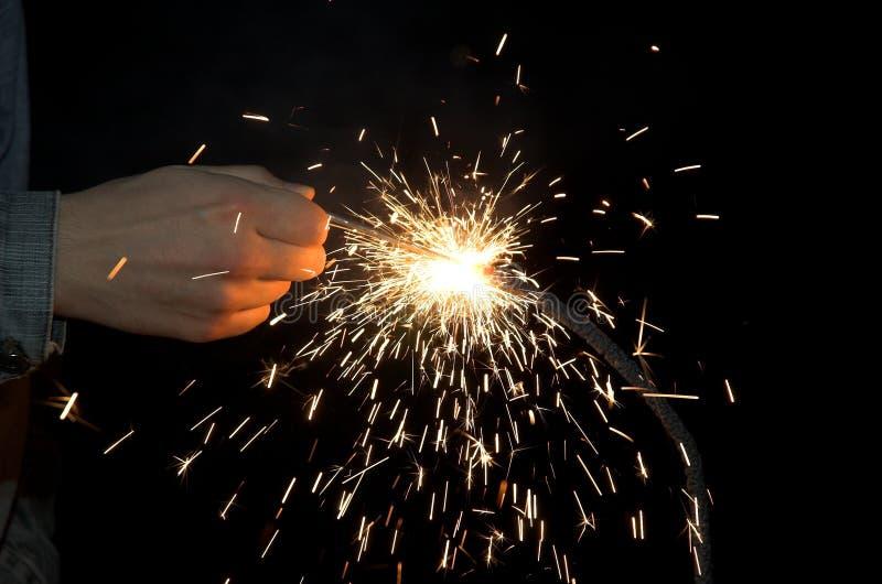 Luz de Bengal fotografia de stock