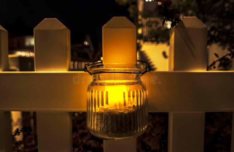 Luz de Candel imágenes de archivo libres de regalías