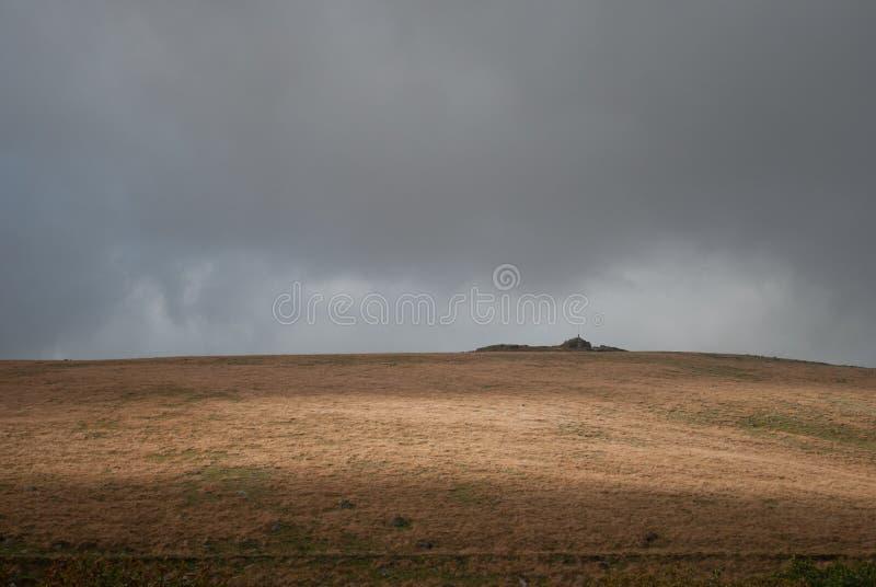 Luz de Dartmoor imagen de archivo