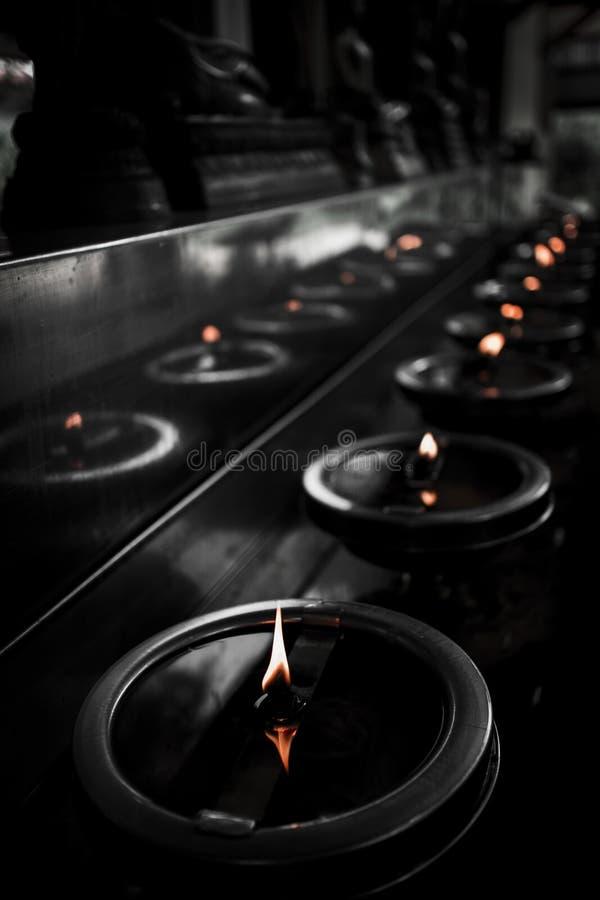 Luz de Dharma imagens de stock