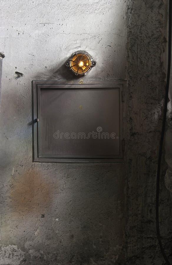 Luz de emergencia fotografía de archivo libre de regalías